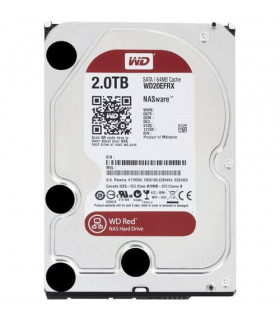 Ổ cứng chuyên dụng WD RED 2TB 3.5 Inch SATA HDD 5400rpm 64MB Cache (WD20EFRX)  | WD RED  | WESTERN DIGITAL  | khuetu.vn