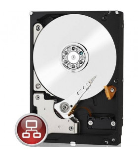 Ổ cứng chuyên dụng WD RED 1TB 3.5 Inch SATA HDD 5400rpm 64MB Cache (WD10EFRX)  | WD RED  | WESTERN DIGITAL  | khuetu.vn