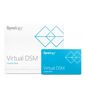 Synology Virtual DSM License  | Licenses  | Synology  | khuetu.vn