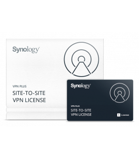 Synology Site-to-Site VPN License  | Networking  | Synology  | khuetu.vn
