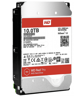 Ổ cứng chuyên dụng WD RED PRO 10TB 3.5 Inch SATA HDD 7200rpm 256MB Cache (WD101KFBX)  | WD RED PRO  | WESTERN DIGITAL  | khue...