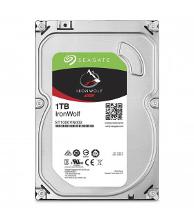 Ổ cứng chuyên dụng SEAGATE IRONWOLF 1TB 3.5 Inch SATA HDD 5900rpm 64MB Cache (ST1000VN002)  | SEAGATE IRONWOLF  | SEAGATE  | ...
