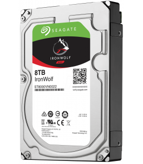 Ổ cứng chuyên dụng SEAGATE IRONWOLF 8TB 3.5 Inch SATA HDD 7200rpm 256MB Cache (ST8000VN0022)  | SEAGATE IRONWOLF  | SEAGATE  ...