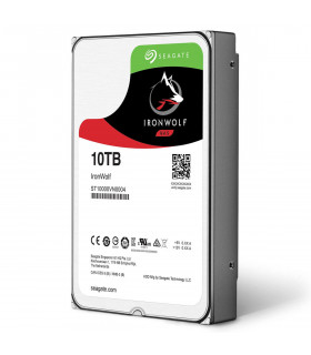 Ổ cứng chuyên dụng SEAGATE IRONWOLF 10TB 3.5 Inch SATA HDD 7200rpm 256MB Cache (ST10000VN0004)  | SEAGATE IRONWOLF  | SEAGATE...